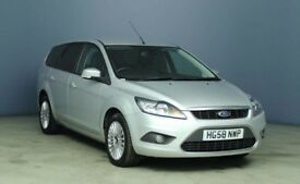 Ford Focus 1.6 TDCi DPF Titanium 5dr estate full history new mot
