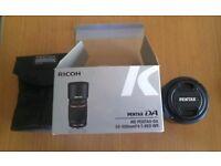 Pentax HD DA 55-300 F4-5.8 ED WR