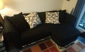 3 Seater L Shaped Sofa