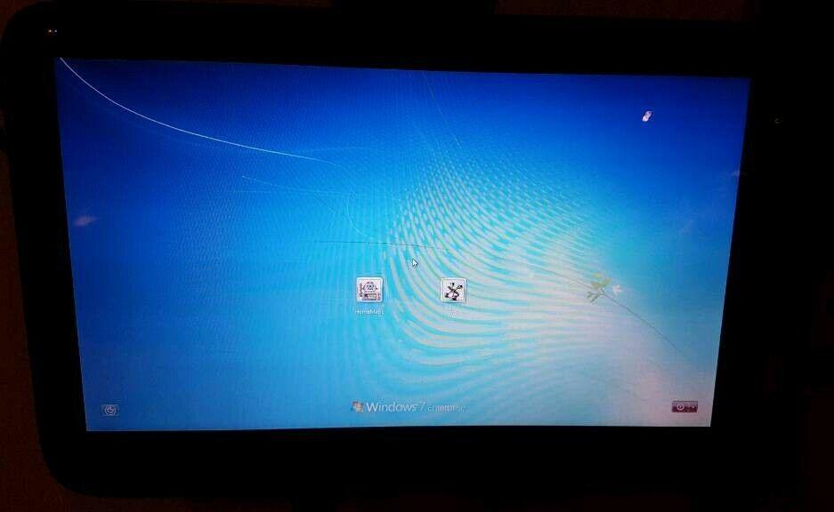 11,6 Zoll Tablet PC mit Atom-Prozessor von WeTab in Nordrhein-Westfalen - Soest