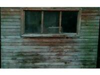 Garden shed 8x6 foot *Dismantled *