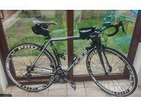 FELT F5 54cm road racing full matte carbon road bike