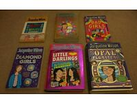Jacqueline Wilson Books x 6 Set E
