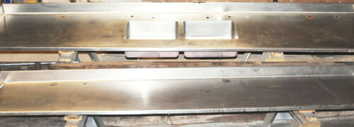 """Huge 24"""" Stainless Steel Commercial 12"""