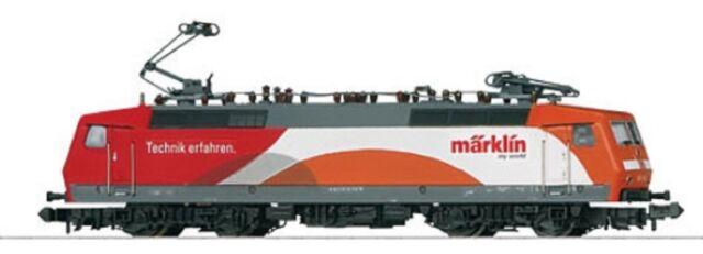Trix 16023 Mehrzwecklokomotive Baureihe 120 DB Märklin