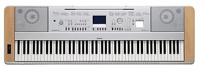 Yamaha DGX-640 88-Key Weighted Portable USB Grand Digital Piano Keyboard Cherry for sale  Minneapolis