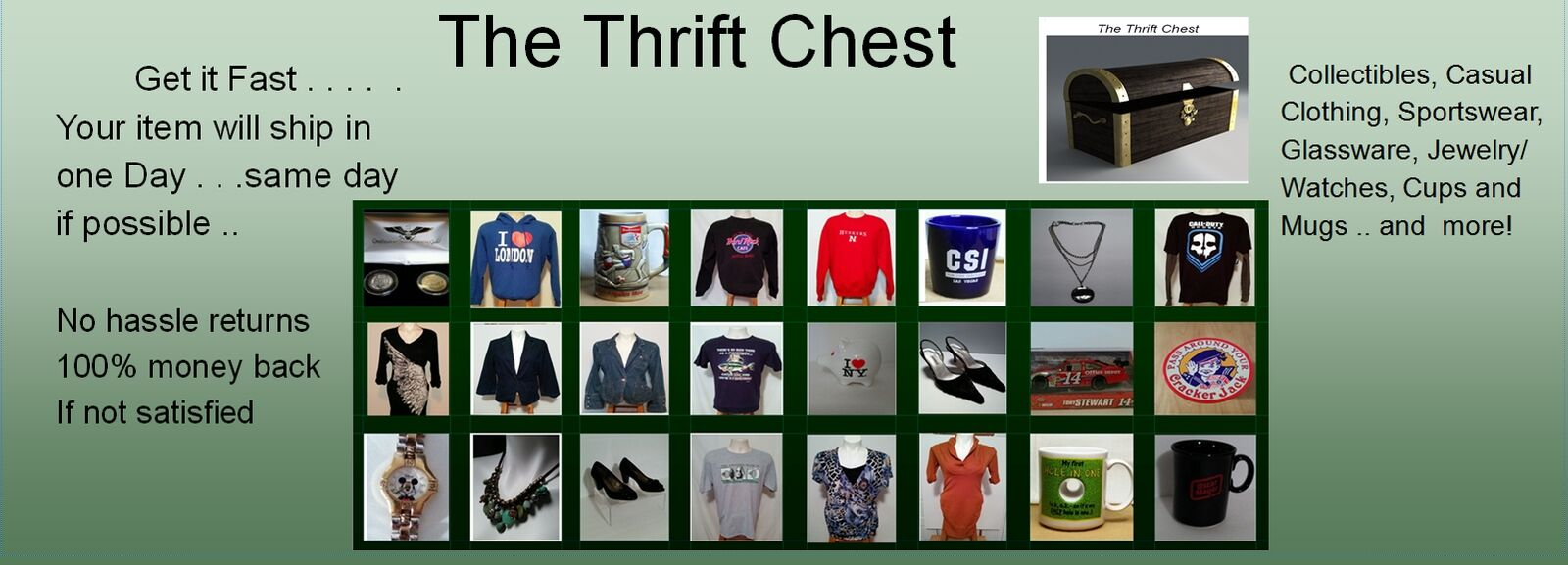 The Thrift Chest