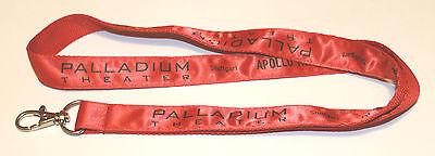 Palladium + Apollo Theater Stuttgart Schlüsselband Lanyard NEU (T232)