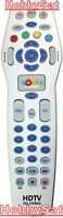 Shaw Direct/Star Choice Voom infrared silver/black 2 in 1 remote