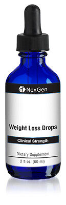 NexGen Weight Loss Drops - lose weight with no loss of lean muscle!