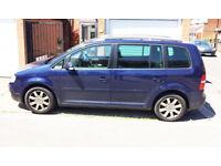 VW Touran 2.0 TDI SPORT, 7 seater. £1300 ono