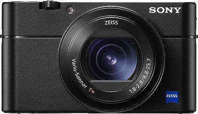 Open Box Excellent  Sony   Cyber Shot Rx100 V 21 0 Megapixel Digital Camera