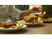 Chef/Cook neeeded for award-winning fish & chip shop!