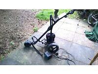 Trooper Golf electric golf trolley
