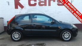 GREAT FIRST CAR 2006 FORD FIESTA 1.2 STYLE FULL SERVICE HISTORY 12 MONTH MOT
