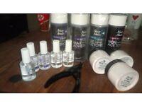 Naio nails acrylic kit