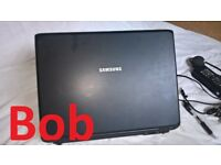 Laptop Samsung R509 Matt Black