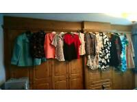 Bundle of ladies clothes size 18