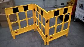 Foldable Safety Barriers