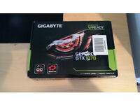 GeForce GTX 1070 Mini ITX OC 8G Graphics Card.
