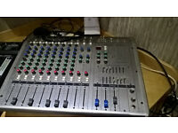 soundLAB powered mixer G742