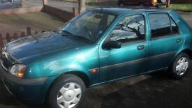 Ford Fiesta 1.3 2001