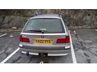 Bmw 520 auto touring for swap