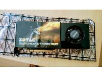 Video / Graphics card ( Zotac GTX285 ) 1GB