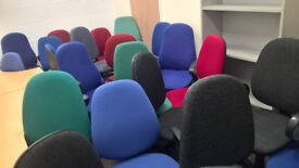 24x FREE Office Chairs