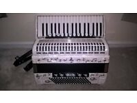 weltmeister accordion 96 bass