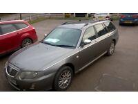 Rover 75 estate connoisseur SE tourer Petrol