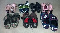 Soccer Cletes (YOUTH) Various Sizes/Brands (11 - 4.5)