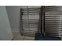 towel radiators (chrome)