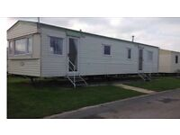 4 bedroom 8 birth caravan for hire in rhyl