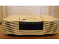 Bose wave radio/cd system