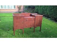 Sideboard-with hidden drawer