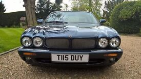 Jaguar XJR 4.0 V8 Supercharged - THE Best & Lowest Mileage in the UK!