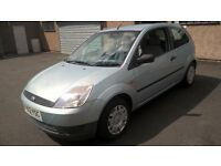 2003 FORD FIESTA IDEAL FIRST CAR CHEAP TO RUN AND INSURE PX WELCOME £695