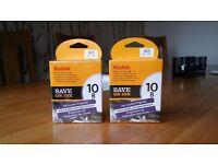 Printer ink Kodak 10B x 2 ink (Genuine Kodak product)