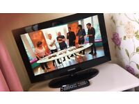 Samsung tv with free view hd ready