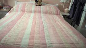 Handmade Patchwork Quilt (Double)