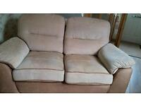 Two 2 seater settees in great condition