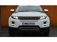 RANGE ROVER EVOQUE COUPE PAN SUNROOF AUTO PURE TECH 2.2 SD4