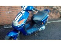 for sale peugeot vivacity 50cc spares reapirs. swap for ps4..