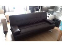 Sofa Bed For Sale, Hardly Used - Collection Only