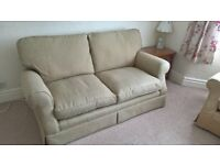 Large Two Seater Laura Ashley Sofa and Armchair