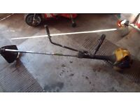 alpina high powerful strimmer good working condition