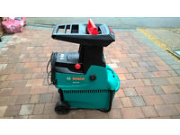 Bosch AXT25D Gardene shredder