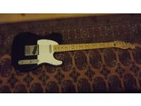 Fender Telecaster as new never been usedin anger