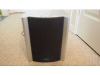 Sony active subwoofer